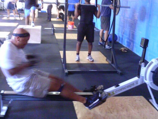 FRANDAY 07.06.12: Athlete Profile – WAYNE MORRISSETTE