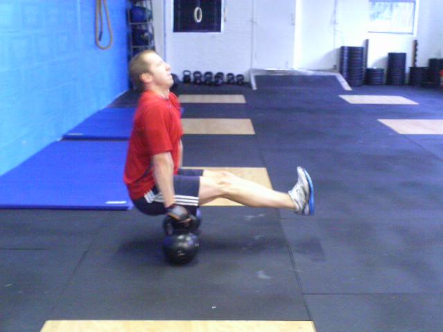 TUES 08.28.12 Athlete Profile: KERRY M.