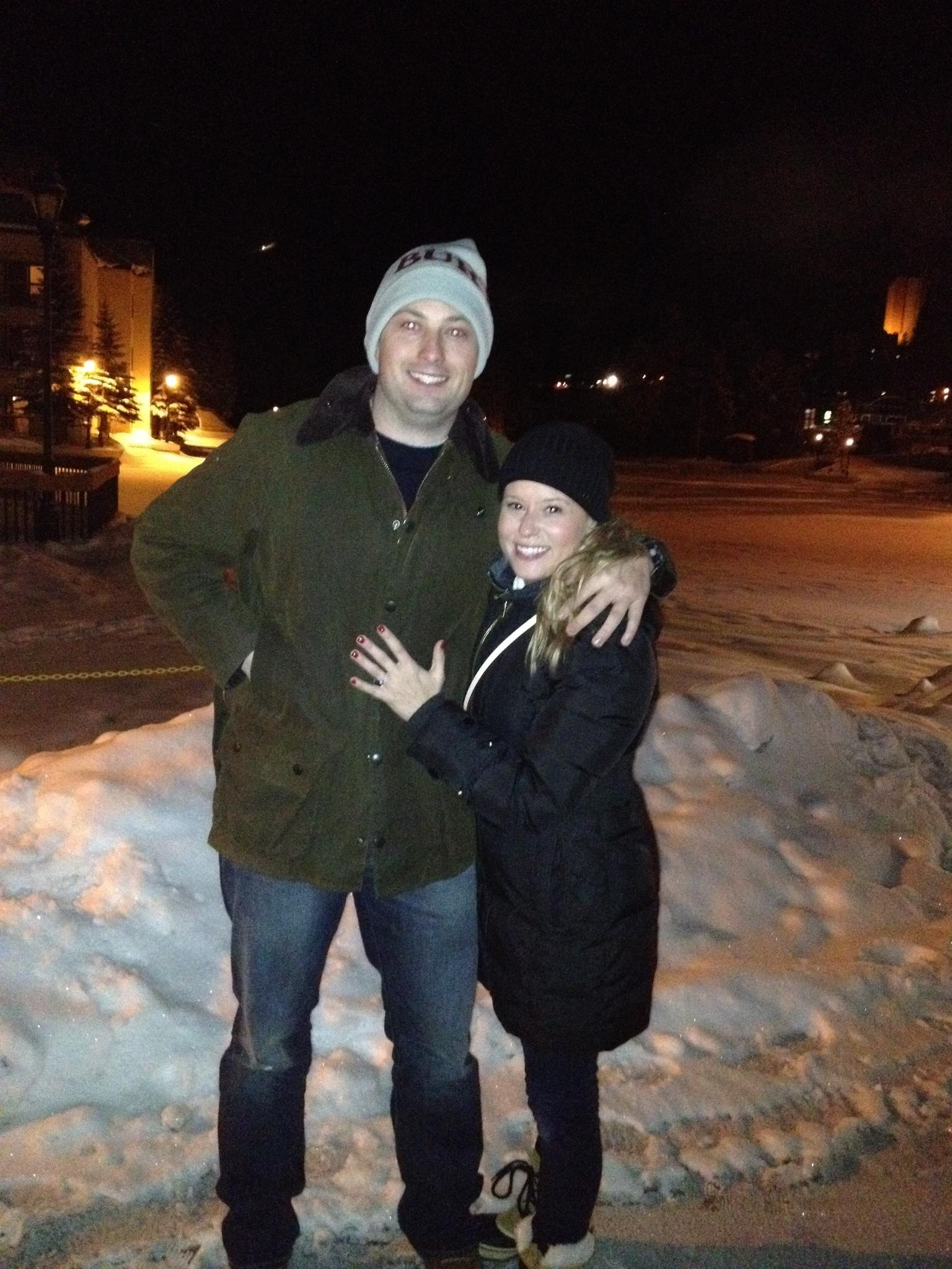 MON 03.11.13 Congrats Don & Nina!