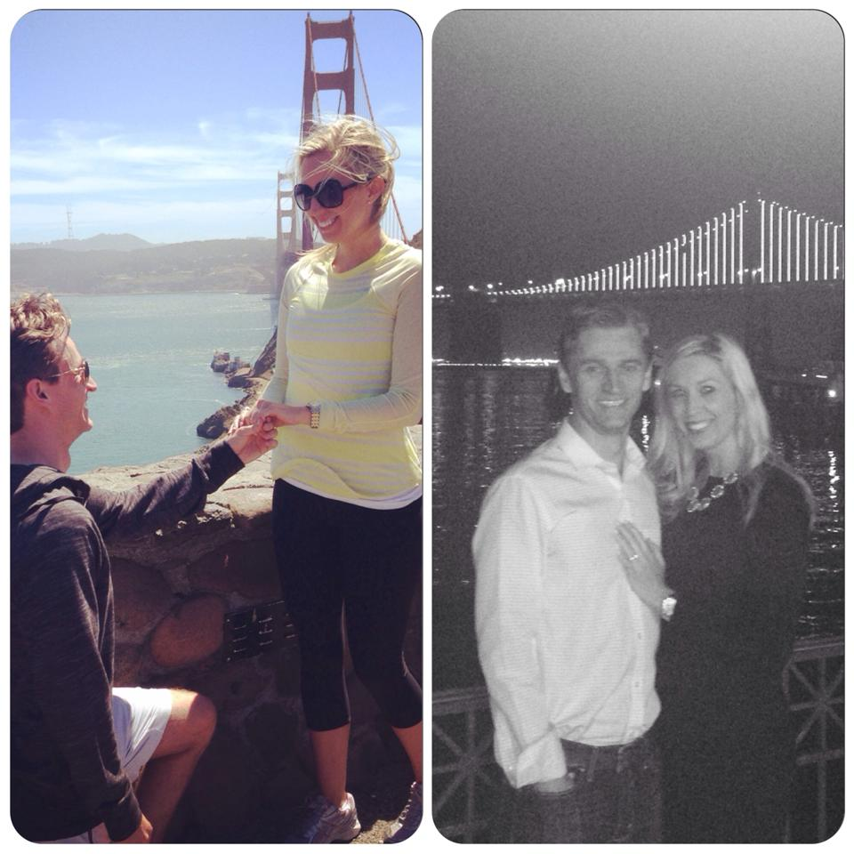 Congratulations to members Dan and Alison on their engagement!!