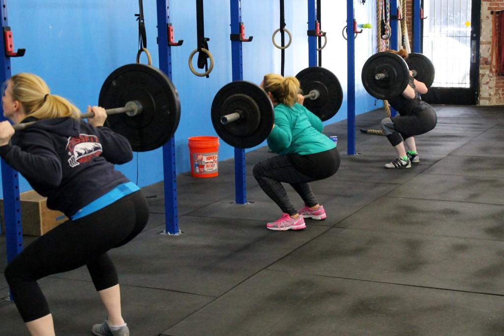 Ladies <3 Squats!