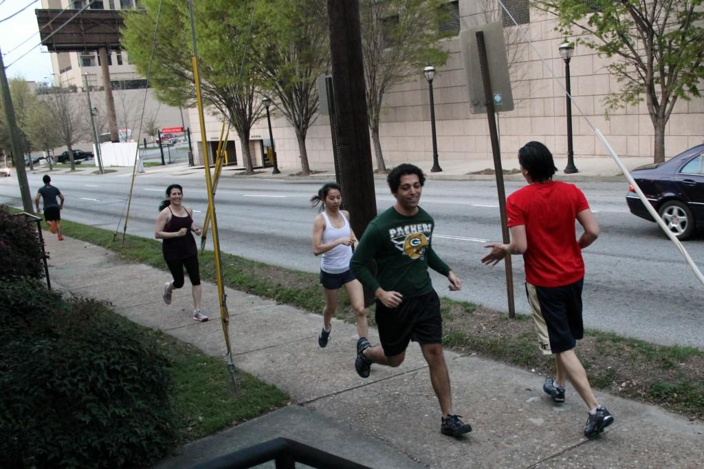 Run relay