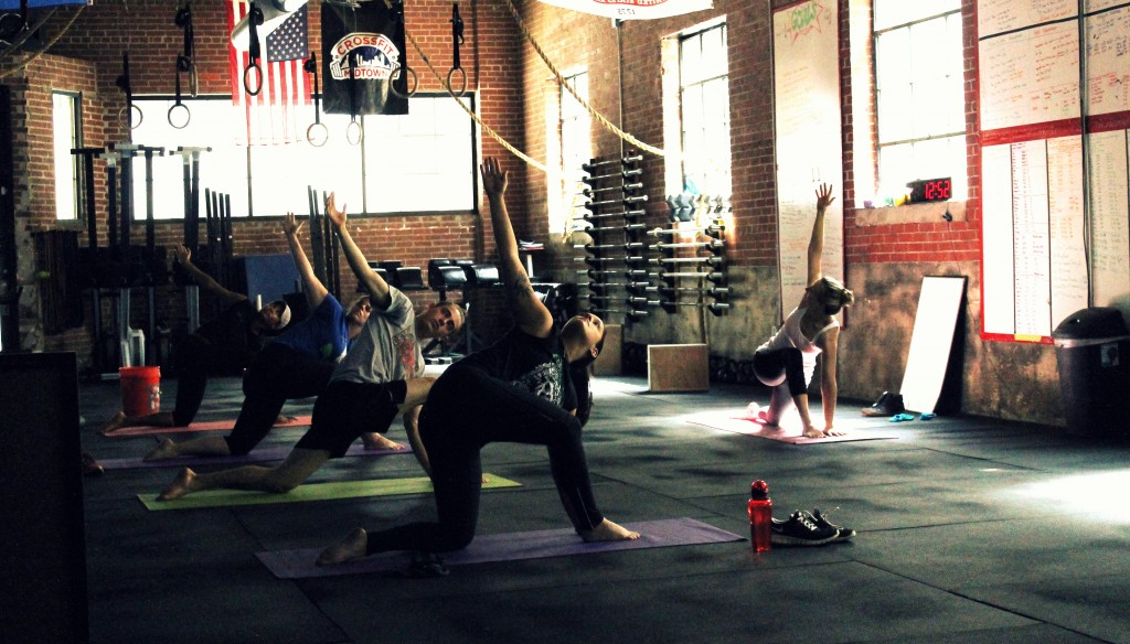 Weekend Yoga Class