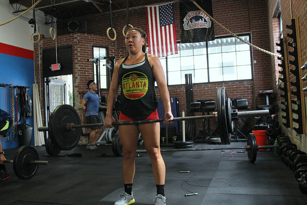 Next Bring-A-Friend Day is Thursday, Nov 19th. Ester cycling through Deadlift in the WOD.
